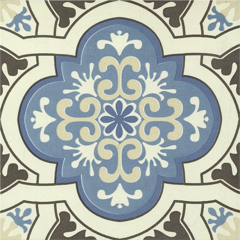 Quality Flower Design Decorative Ceramic Tile For Floor